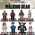 Оптовая 480 ШТ. The Walking Dead Зомби вампир строительные блоки набор фигурки лучшие игрушки для мальчиков подарок