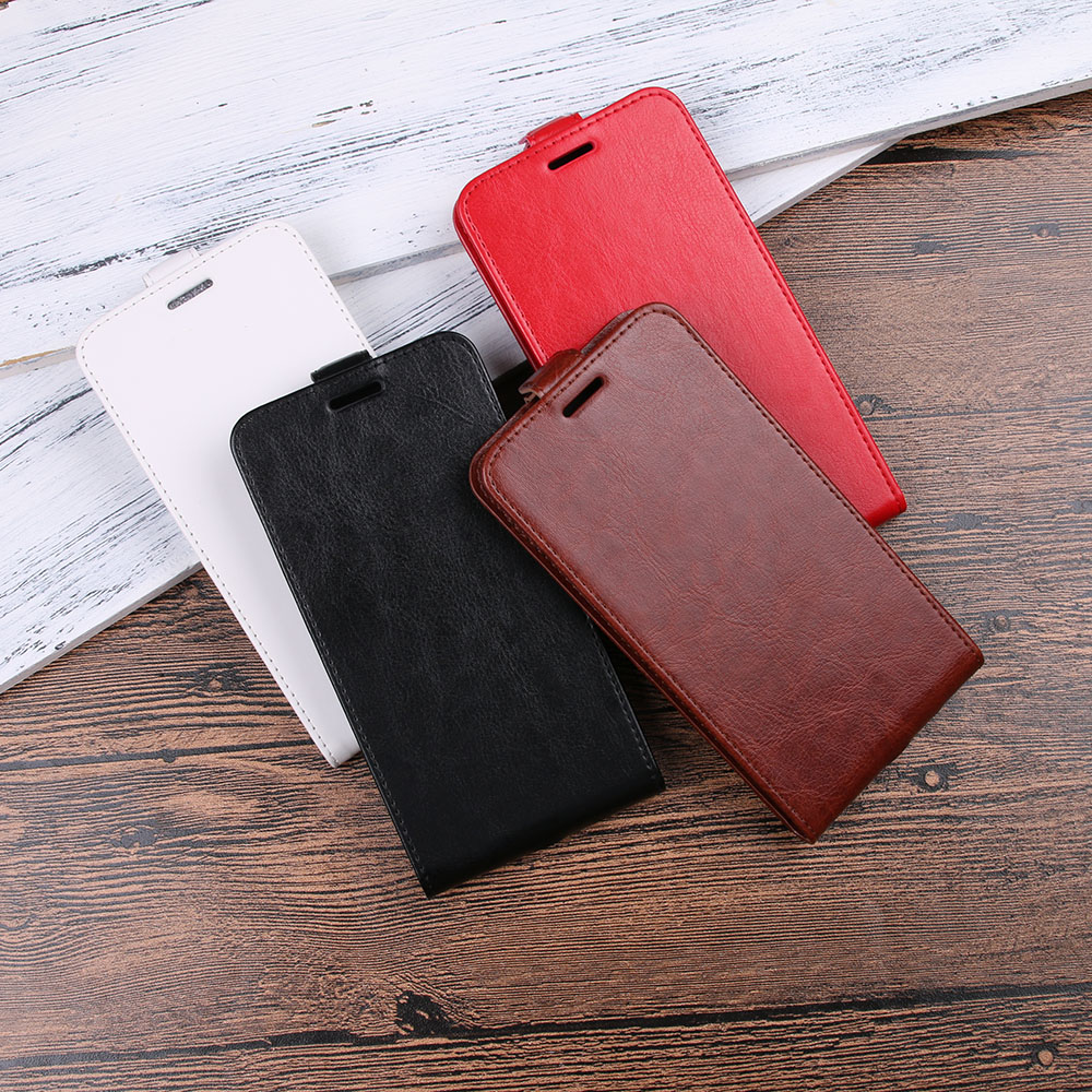 Vertical Flip Cover For Xiaomi Redmi 5a Case Leather Grey Tam Redmi5a Phone Bag Wallet Card Slot In Cases From
