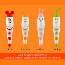Hračky pro kreslení Set Magic Electric Spray Paint Pen Pero Airbrush Pen s 12pcs barvou a kreslicí soupravou pro děti Creative Baby Toys