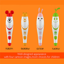 Drawing Toys Set Magic Electric Spray Paint Pen Airbrush Pen С 12PCS Paint and Drawing Kit для детей Творческие детские игрушки