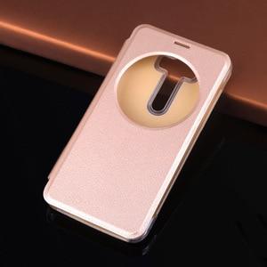 Image 3 - غلاف هاتف ذكي مصنوع من الجلد لهاتف آسوس زينفون 2 3 ليزر Zenfone2 Zenfone3 ZE550KL ZE551KL ZC551KL ZE 550 ZC 551 KL