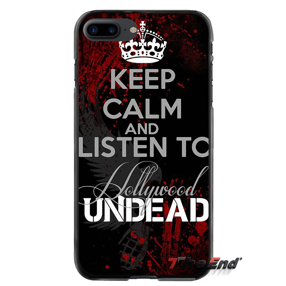 US $4 98 |For LG G6 L90 V20 Nexus 5X 6P K10 Moto E E2 E3 G G2 G3 G4 G5 PLUS  X2 Play Accessories Phone Cases Covers Hollywood Undead-in Half-wrapped