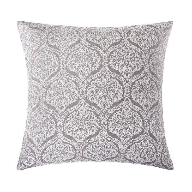 BOHO style Decorative Throw Pillows Luxury Cushion Home Decor Pillows Red Coffee Gray Jacquard Pillowcase for Sofa