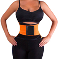 Body Shaper Slimming Girdle Belt Waist Cincher Underbust Control Corset Waist Trainer Belly Sweat Belt Modeling Strap Shaper