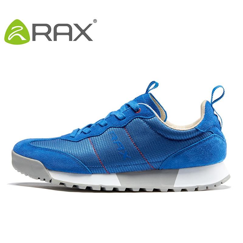 Rax мужские и женские Беговые уличная спортивная обувь мужская спортивная обувь дышащая кроссовки быстрая ходьба беговые кроссовки 60-5c350
