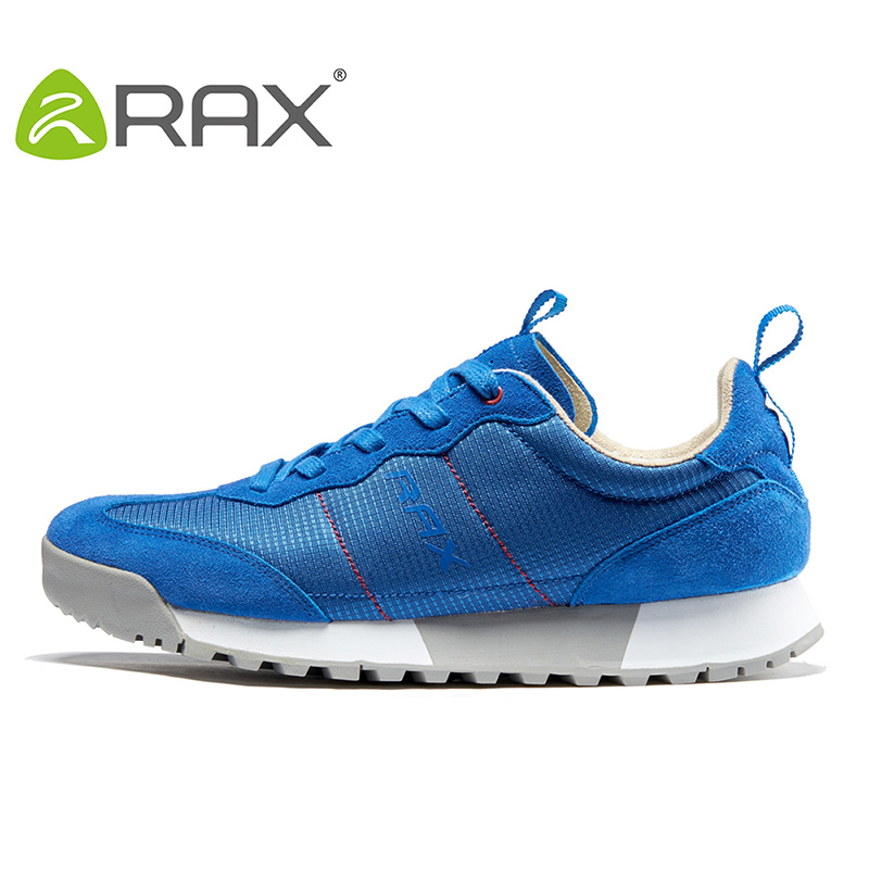 Rax Men Women Running Shoes Outdoor Sports Shoes Men Athletic Shoes Breathable Sneakers Fast Walking Jogging Shoes 60-5c350 2017brand sport mesh men running shoes athletic sneakers air breath increased within zapatillas deportivas trainers couple shoes