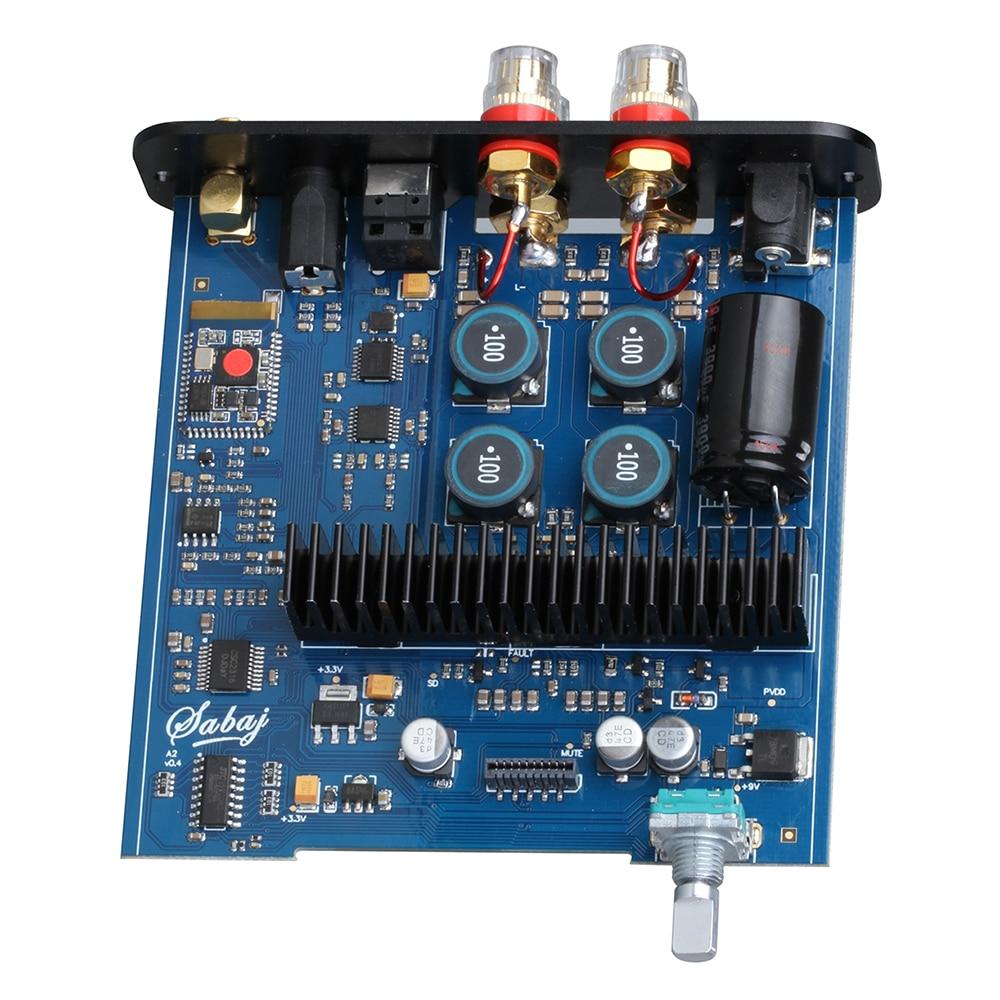 sabaj  Sabaj Digital Bluetooth Amplifier A2 Portable Audio Amp Hifi Class D ...