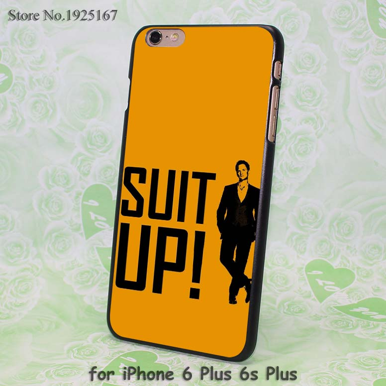 Hot Sale How I Met Your Mother design hard black Case Cover for Apple iPhone 7 6 6s Plus SE 5 5s 5c 4 4s