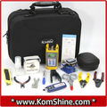 KomShine KFH-13 Основной Волоконно-Оптический Набор Инструментов/Испытаний Toolkit/FTTH Ассамблея/Herramientas де Fibra Optica