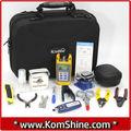 KomShine KFH-13 Básica De Fibra Óptica Kit de Herramientas/Kit de Herramientas de Prueba/FTTH Asamblea/Herramientas de Fibra Optica