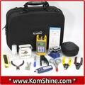 KomShine KFH-13 Básica Fibra Óptica Tool Kit/Kit De Ferramentas de Teste/Assembléia FTTH/herramientas de Fibra Optica