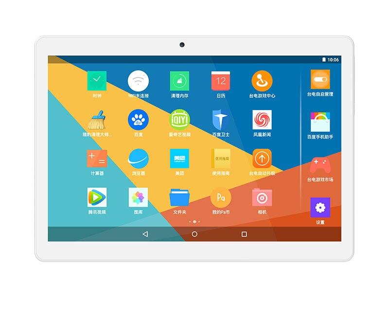 Nuevo teclast x10 quad core tablet pc teléfono android mtk mt6582 quad core de 1