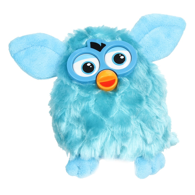 Electronic Toys Color Electric Pets Owl Elves Plush toys Recording Talking Toys Christma ...
