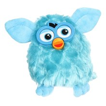 Electronic Toys Color Electric Pets Owl Elves Plush toys Recording Talking Toys Christmas Gift with Furbiness boom Speak Out Pet(China)