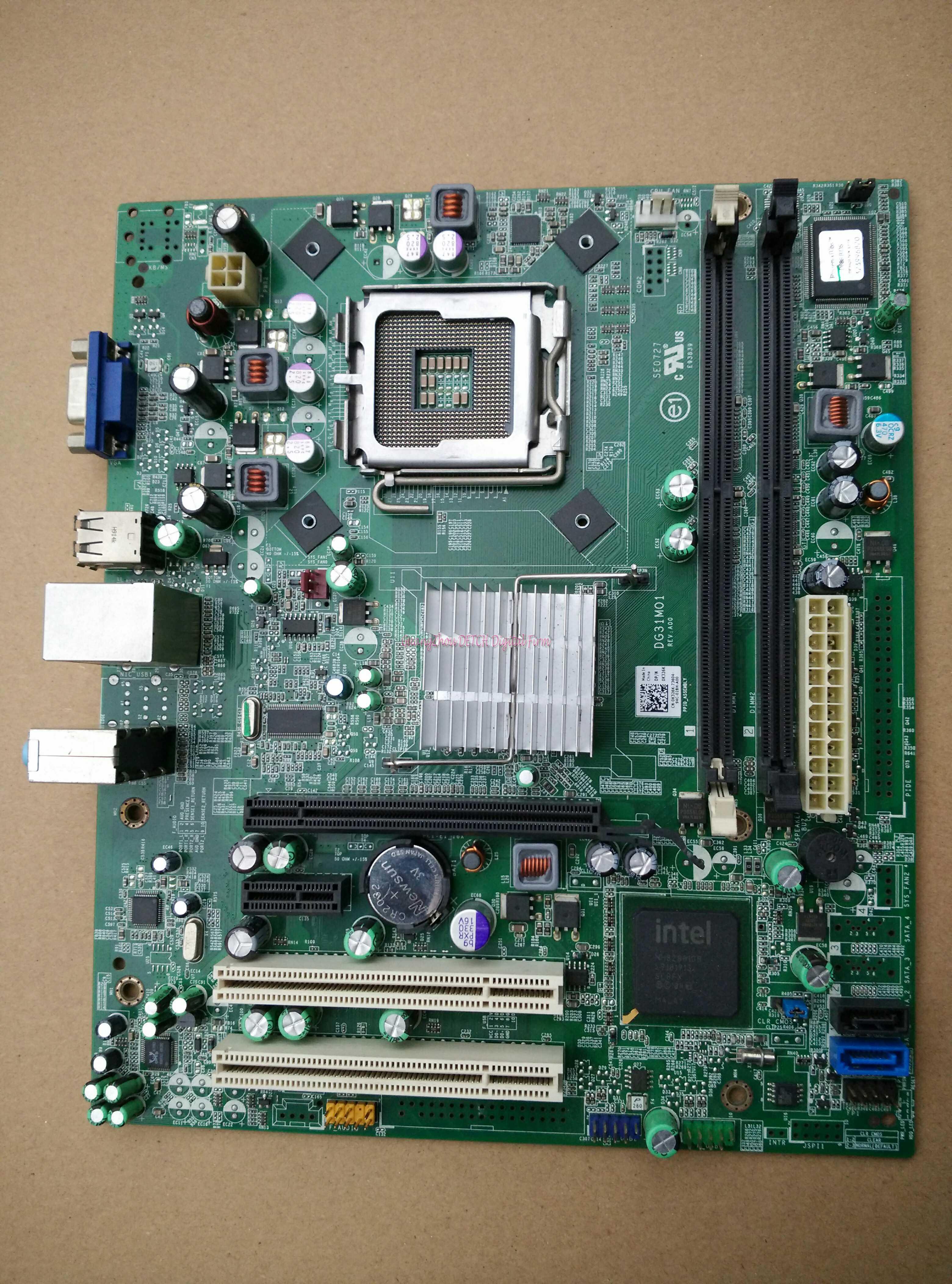 / DG31M01 Motherboard