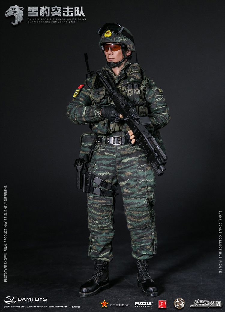 78052 1/6 Chinese Army Snow Leopard Commando Unit Full Set Action Figures for Toys Gifts Collections78052 1/6 Chinese Army Snow Leopard Commando Unit Full Set Action Figures for Toys Gifts Collections