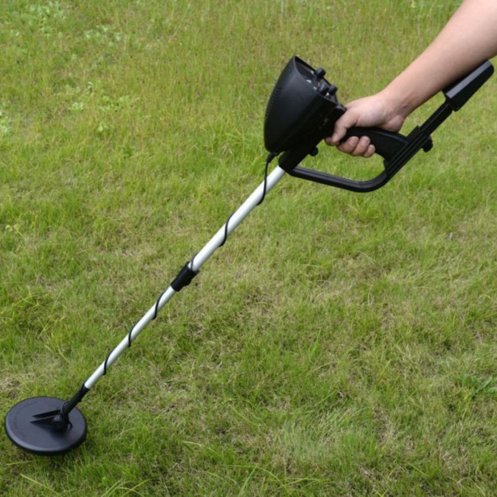 Track Portable Lightweight Underground Search Seek Professtional Ultra High Sensitivity Metal Detector Waterproof Telescopic