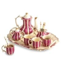 Ceramic coffee set tea set home wedding gift