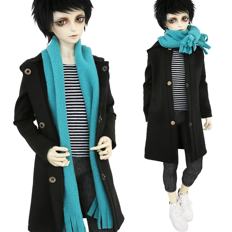 Accept custom New black Coat+Jeans+Vest+ Black white striped vest+Trousers Suit For Uncle 1/3 1/4 BJD SD MSD Doll Clothes бинокль carl zeiss 8x20 t conquest compact