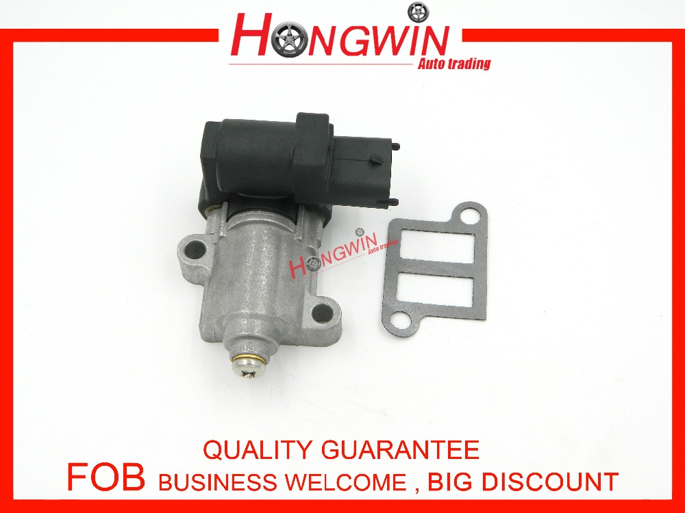 Idle Air Control Valve For Hyundai Matrix I10 1.1 KIA Picanto 07-10 IDLE SPEED CONTROL VALVE 35150-02800,9520930007,9521930709