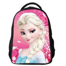 2017 nouvelle princesse Elsa Anna sac à dos cartoon olaf enfants sacs à dos cartable de mode sac livraison gratuite