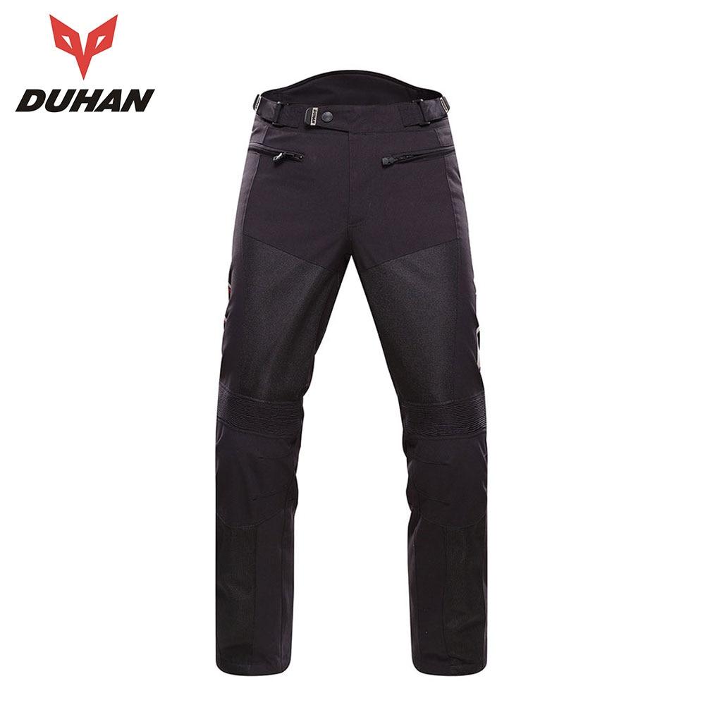 Pantalones de moto DUHAN Hombres Moto Pantalones Racing Off-road - Accesorios y repuestos para motocicletas - foto 2