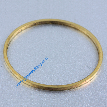1000 PCS Raw Brass Circle 30*1*1.2 mm copper Rings fashion jewelry findings jewelry Connectors Quoit