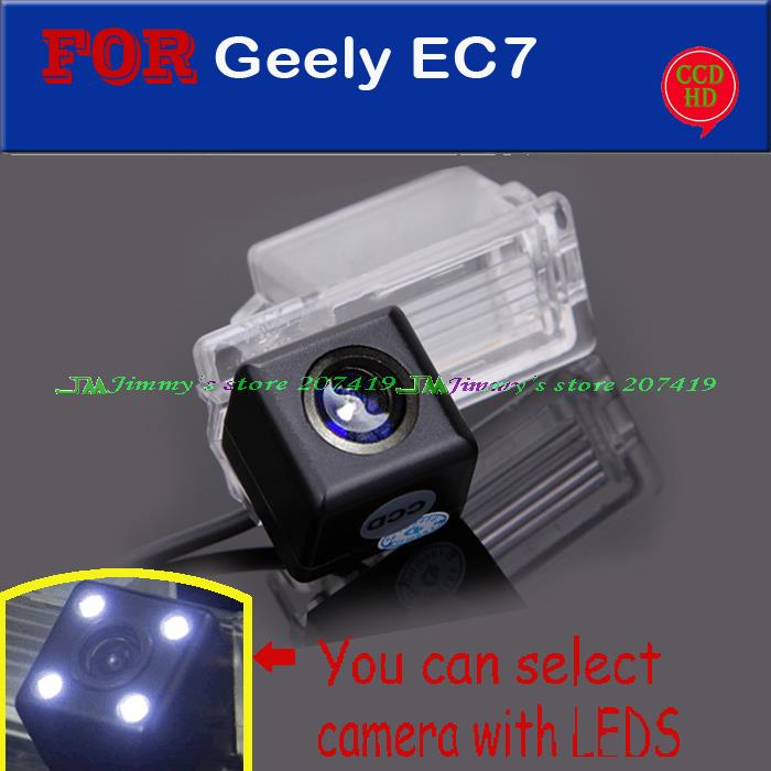 wireless wire Car Parking Camera for sony cd Geely Emgrand EC7 Sedan Auto Backup Rear View Reversing Park kit Night Vision