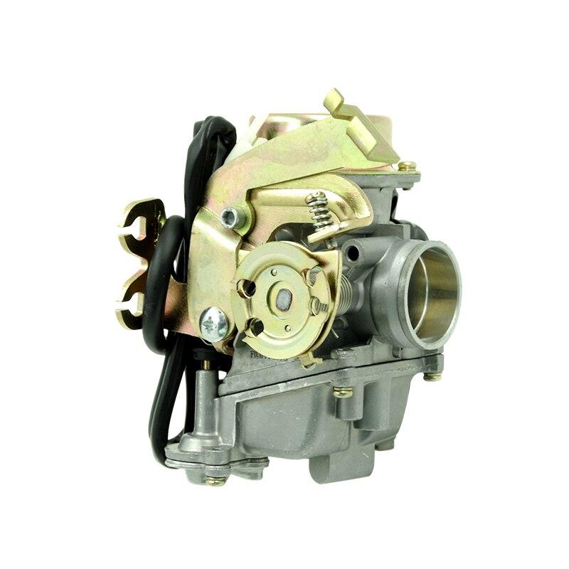 Runtong marque carburateur 32 MM 300cc 250cc 4 temps ATV moto CVK carburateur avec e-starter pour haute performance carburateur