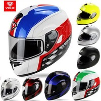 2017 New YOHE Undrape Face Motorcycle Helmet YH 955 ABS Open Face Motorbike Helmets Knight Safety