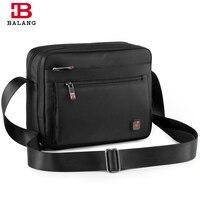 BaLang Men Crossbody Bags 2017 Fashion Mens Shoulder Bags High Quality Oxford Casual Messenger Bag Business
