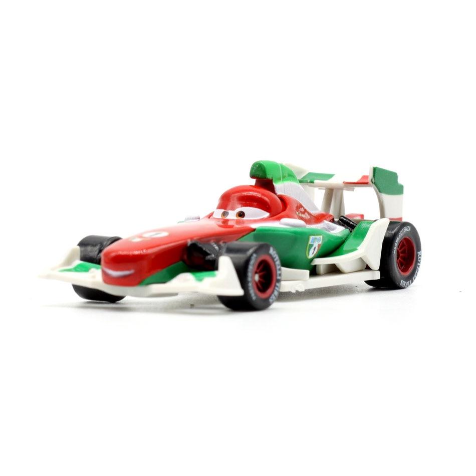 Disney Pixar Cars 3 21 стиль для детей Джексон шторм Высокое качество автомобиль подарок на день рождения сплав автомобиля игрушки модели персонажей из мультфильмов рождественские подарки - Цвет: 9
