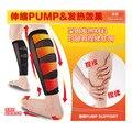 Bezerro de emagrecimento Cinto Envoltório Perder Peso Corporal Shape Up cincher Bodyshaper pernas massagem Cinto Fino