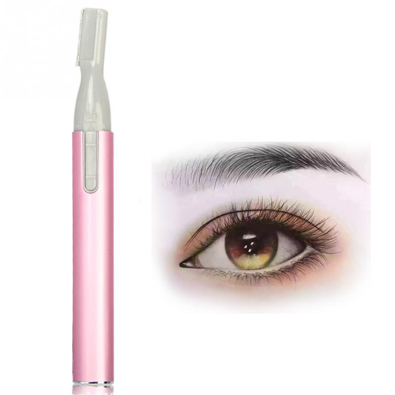 Online Shop Women S Electric Threading Eyebrow Knife Electric