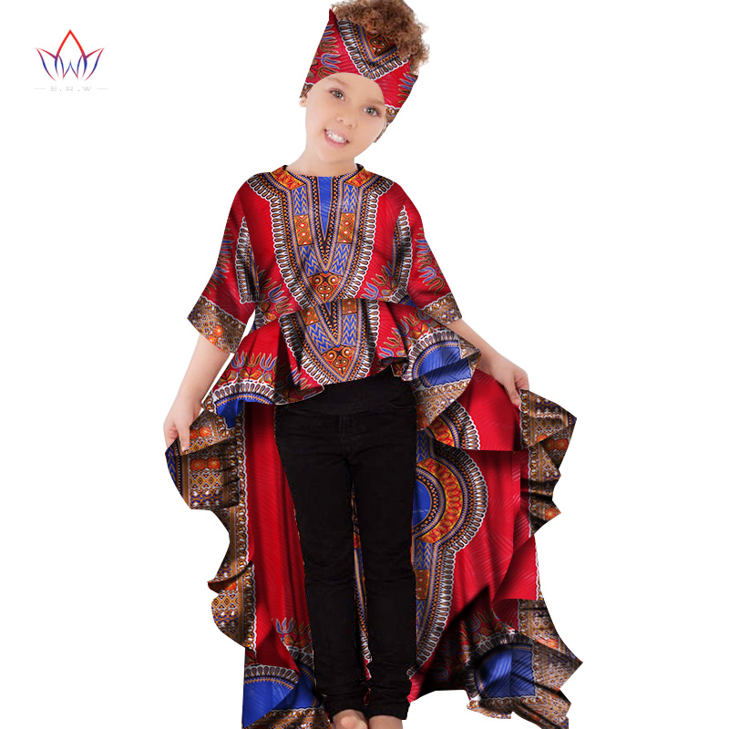 2019 african african clothing for children dashiki