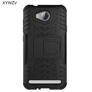 Image 4 - sFor Coque Huawei Y3 II Case Shockproof Hard PC Silicone Phone Case For Huawei Y3 II Cover For Huawei Y3 II Lua L21 Shell XYWZV