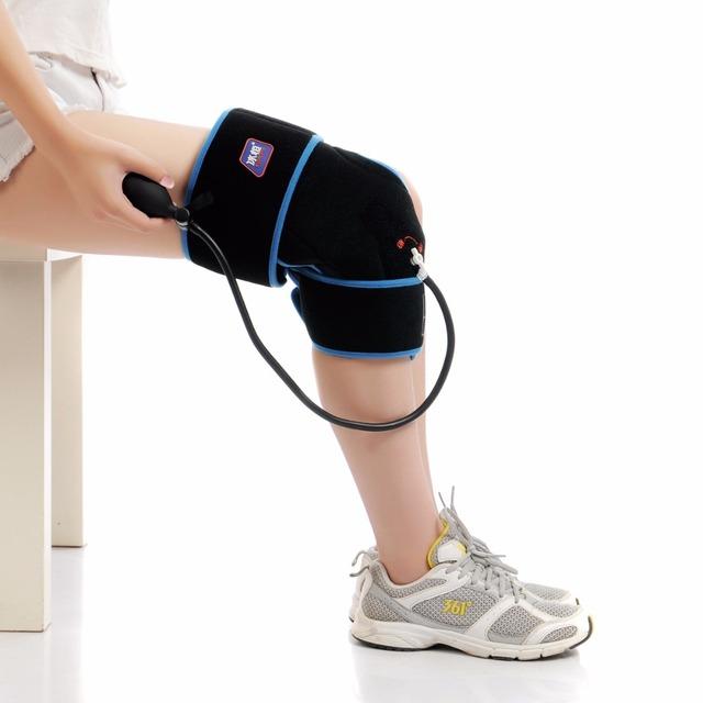 Cuidado de la salud Bolsa De Hielo Para Las Lesiones Deportivas compresa Fría y Caliente wrap Pain Relief