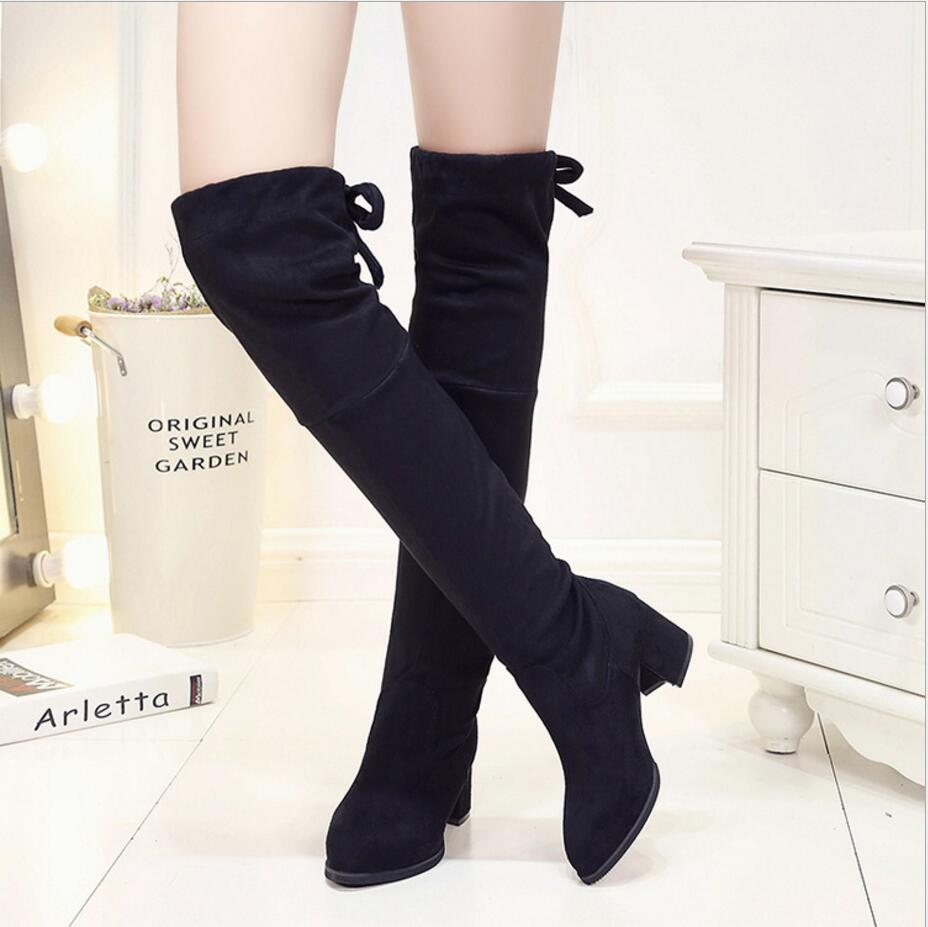 Size 9 Thigh High Boots Promotion-Shop for Promotional Size 9 ...