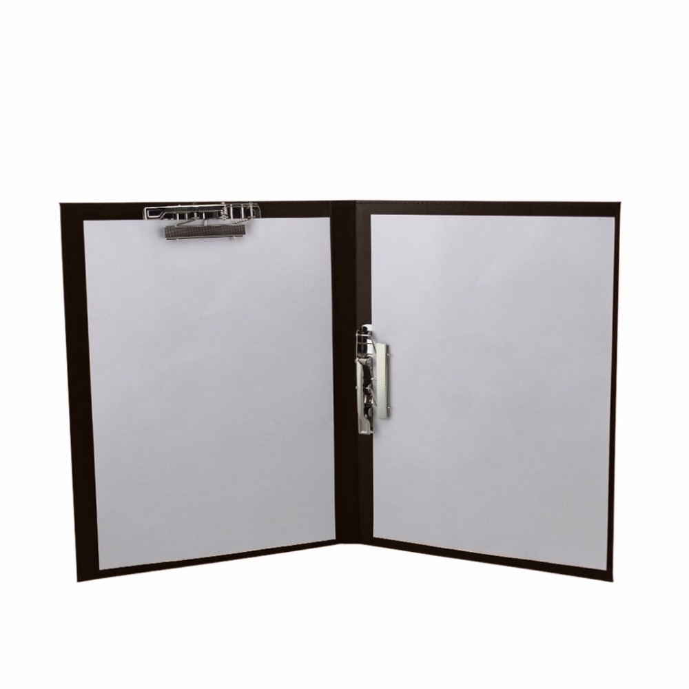 Drawing Writing Sketching Clipboard with Metal Clamp Business ...