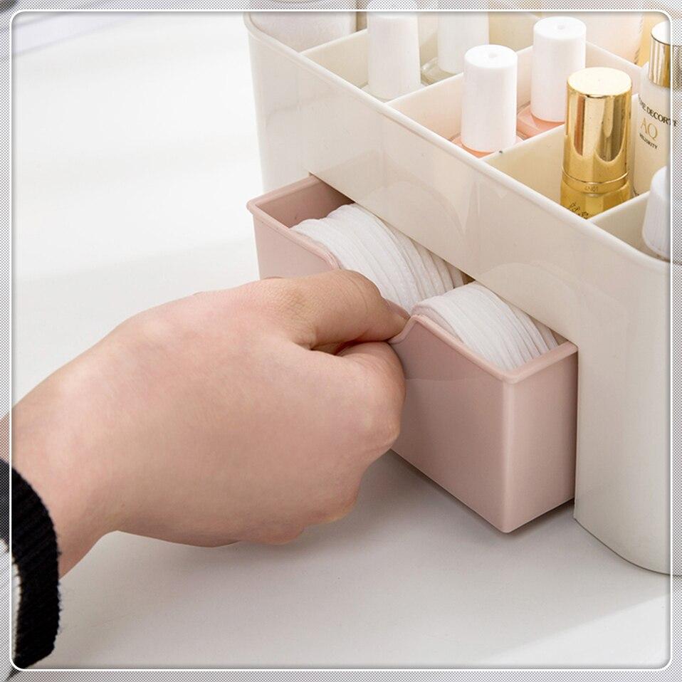 HTB1j8sFIf9TBuNjy1zbq6xpepXaT - Msjo Makeup Box  Jewelry Necklace Nail Polish Earring Plastic Organizer Storage Box
