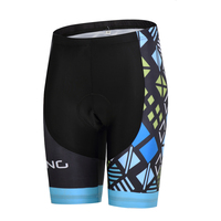 DONSUNG Pro Women Cycling Shorts 2017 Mountain Bike Riding Bicycle 3D Padded Gel Shorts Fitness Ciclismo