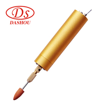 DS Mini Electric Grinder Hand Micro Drill Drilling Polishing Machine Wenwan Engraving Pen 1PC