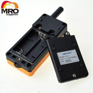 Image 4 - OBOHOS 1 передатчик 4 канала 1 Скорость управления Таль промышленный беспроводной Кран Радио система дистанционного управления