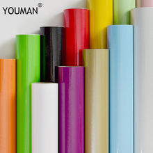 Wallpapers YOUMAN Self-Adhesive Modern PVC Vinyl Peel Stick Glitter Wallpaper Sticker Interior Room Decor Furniture