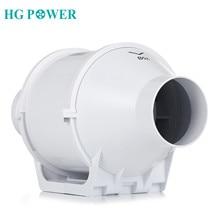 4'' Silent Home Inline Duct Fan 100mm Exhaust Fan 220V Blower Ventilator Ventilation System Toilet Air Extractor Air Purifier стоимость