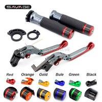 Brake Clutch Levers Handlebar Hand Grips For Bajaj Pulsar 200 NS/AS/RS/Dominar 400 Motorcycle Accessories Adjustable Folding