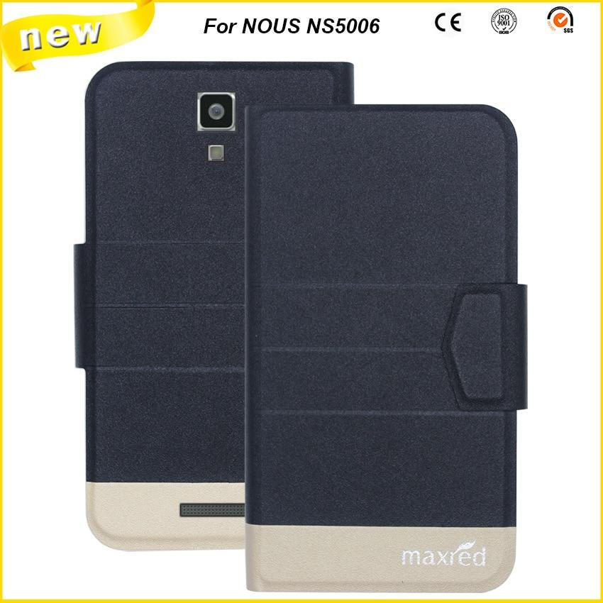 5 colores calientes! NOUS NS 5006 Estuche Nuevo negocio de moda - Accesorios y repuestos para celulares - foto 1