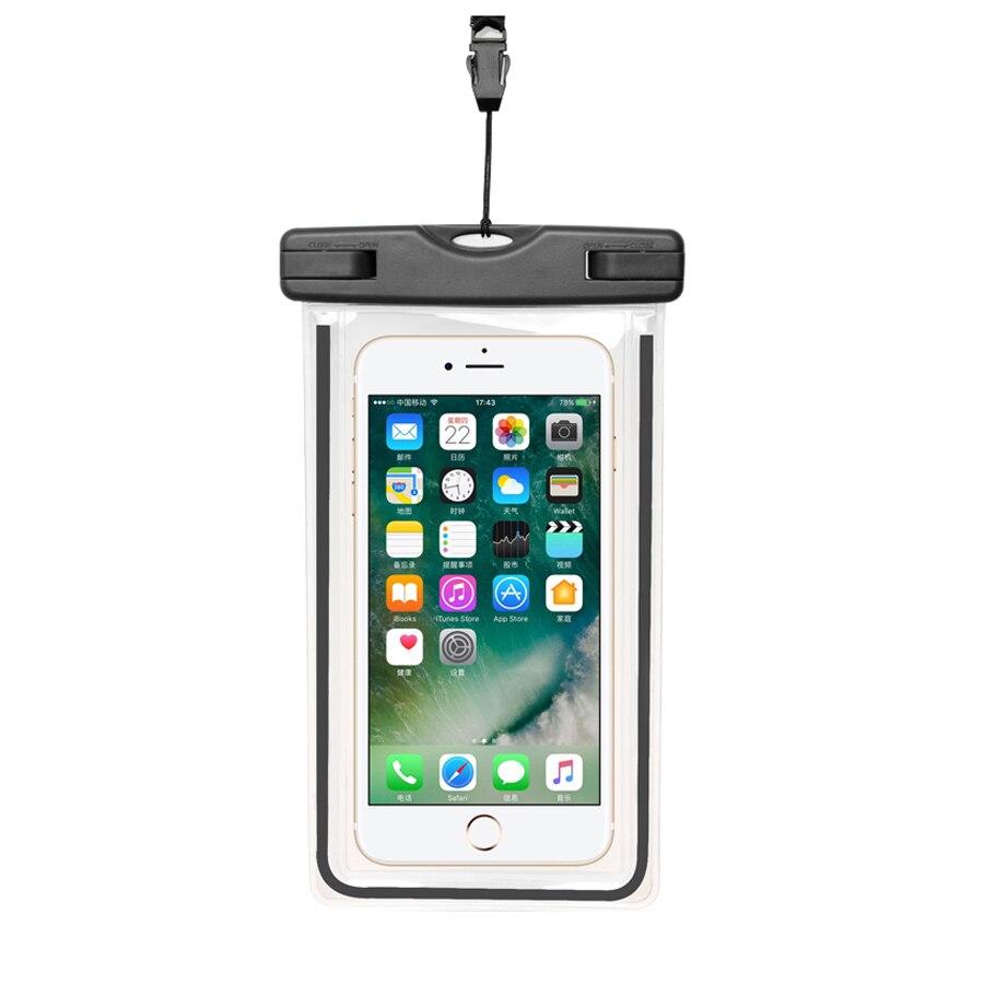 Αδιάβροχη θήκη για Huawei P30 Pro P20 Mate 30 20 Lite - Ανταλλακτικά και αξεσουάρ κινητών τηλεφώνων - Φωτογραφία 1