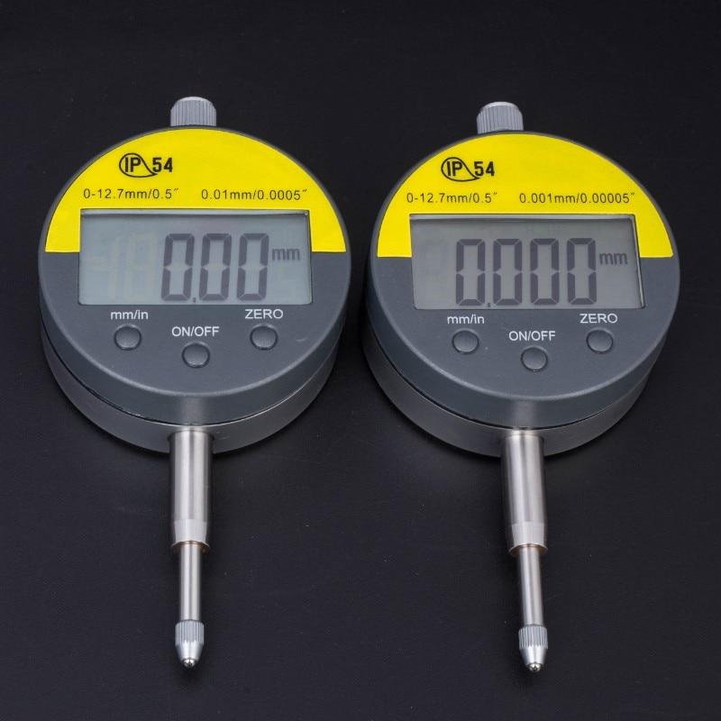 IP54 Olejoodporny mikrometr cyfrowy 0,001 mm Mikrometr elektroniczny - Przyrządy pomiarowe - Zdjęcie 2