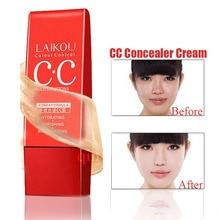 Korea Formula Concealer CC Cream Skin whitening Perfect Blemish Cream makeup concealer moisturizer+brighten